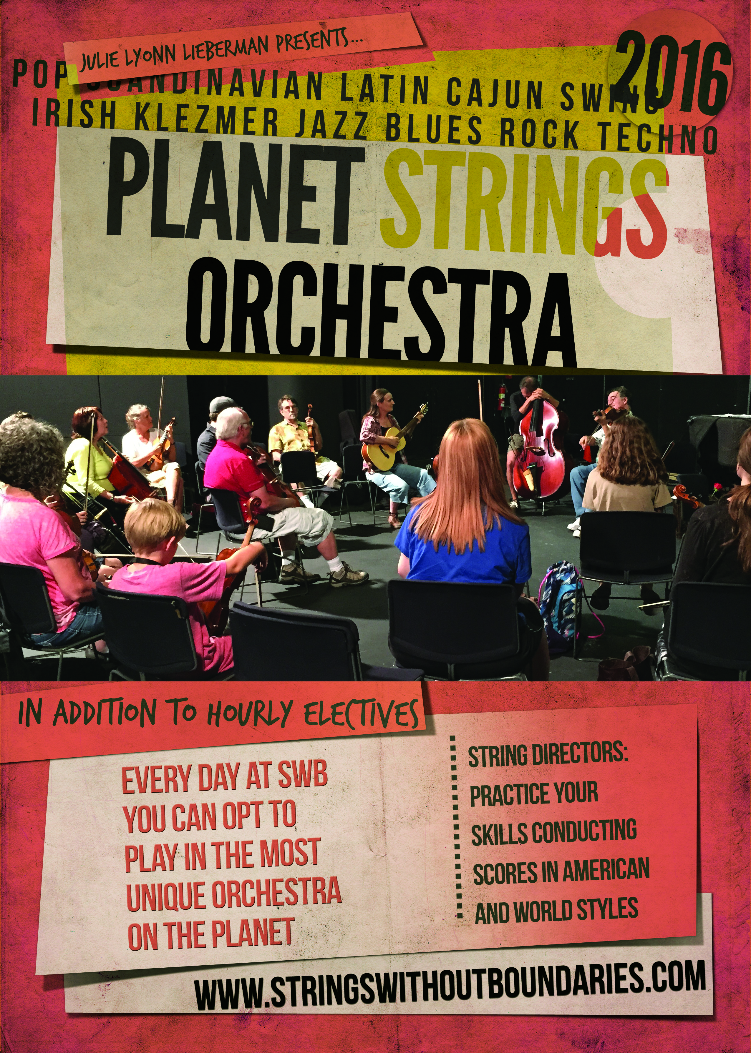 Planet Strings Orchestra