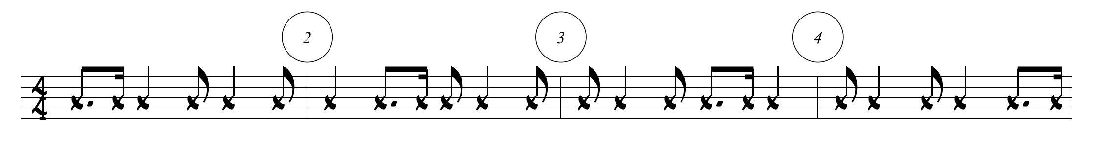 Venuti Rhythms 1m