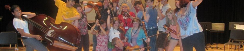 Fiddling at Strings Without Boundaries is a Blast!